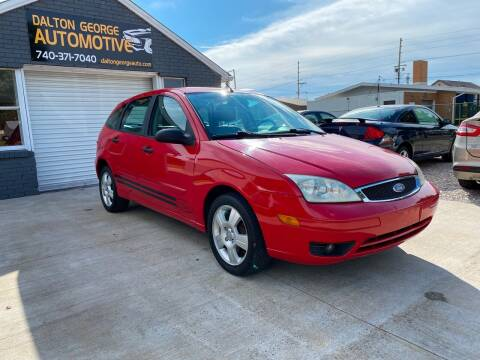 2006 Ford Focus for sale at Dalton George Automotive in Marietta OH