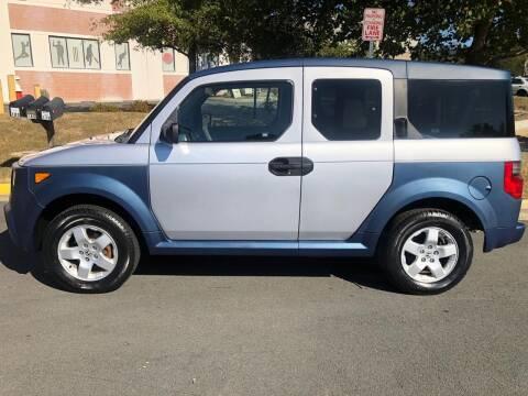 2005 Honda Element for sale at Dreams Auto Sales LLC in Leesburg VA