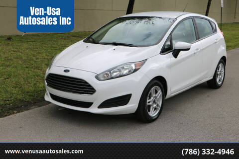 2018 Ford Fiesta for sale at Ven-Usa Autosales Inc in Miami FL