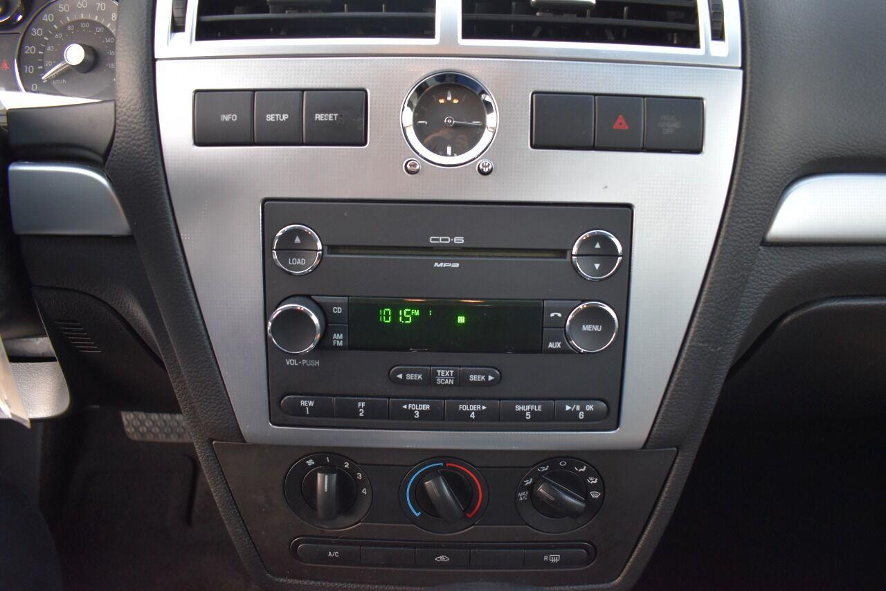 2008 Mercury Milan I 4 4dr Sedan full