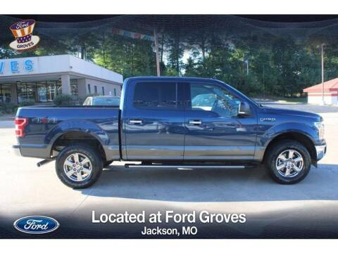 2019 Ford F-150 for sale at JACKSON FORD GROVES in Jackson MO
