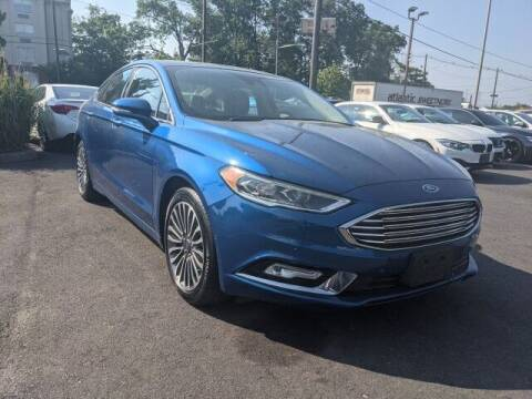 2018 Ford Fusion Hybrid for sale at EMG AUTO SALES in Avenel NJ