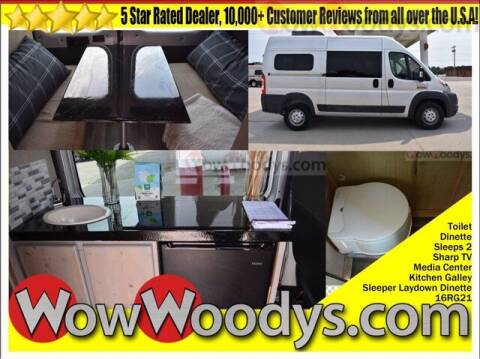 2016 RAM ProMaster Cargo for sale at WOODY'S AUTOMOTIVE GROUP in Chillicothe MO