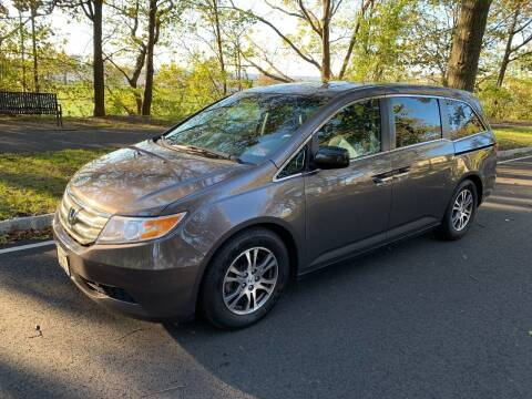 2012 Honda Odyssey for sale at Crazy Cars Auto Sale in Jersey City NJ
