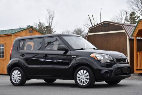 2013 Kia Soul for sale at GREENPORT AUTO in Hudson NY