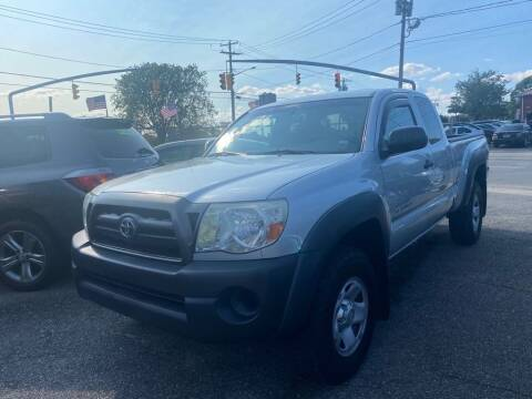 2006 Toyota Tacoma for sale at American Best Auto Sales in Uniondale NY