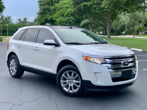 2011 Ford Edge for sale at Citywide Auto Group LLC in Pompano Beach FL
