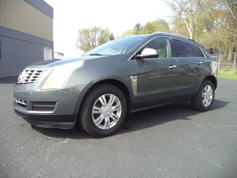 2013 Cadillac SRX for sale at Niewiek Auto Sales in Grand Rapids MI