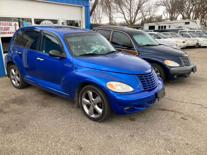 2003 Chrysler PT Cruiser for sale at AFFORDABLY PRICED CARS LLC in Mountain Home ID