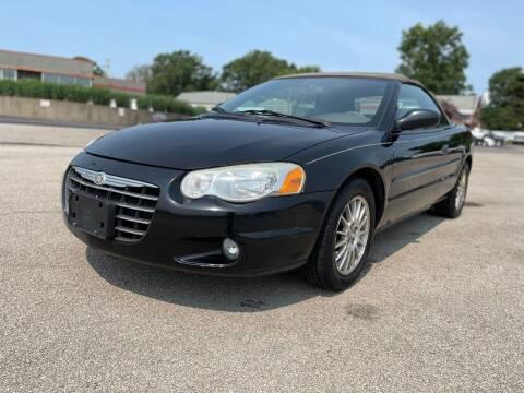 2005 Chrysler Sebring for sale at CHAD AUTO SALES in Bridgeton MO