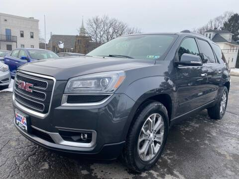 2014 GMC Acadia for sale at 1NCE DRIVEN in Easton PA