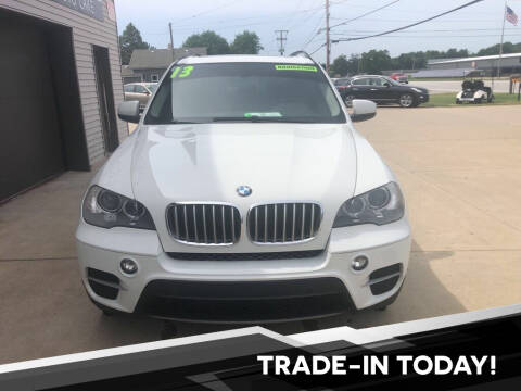 2013 BMW X5 for sale at Auto Import Specialist LLC in South Bend IN