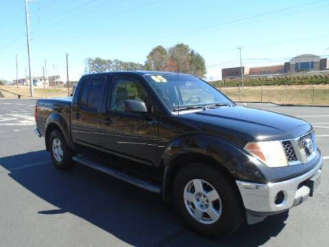 2005 Nissan Frontier for sale at Atlanta Auto Max in Norcross GA