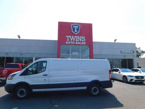2017 Ford Transit Cargo for sale at Twins Auto Sales Inc Redford 1 in Redford MI