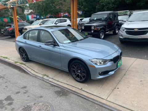 2013 BMW 3 Series for sale at Sylhet Motors in Jamaica NY