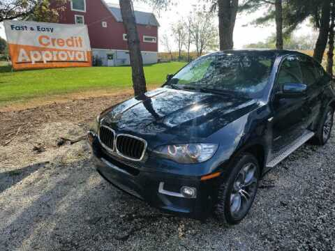 2014 BMW X6 for sale at Caulfields Family Auto Sales in Bath PA