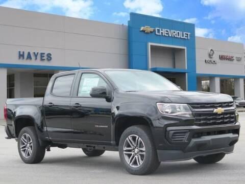 2021 Chevrolet Colorado for sale at HAYES CHEVROLET Buick GMC Cadillac Inc in Alto GA