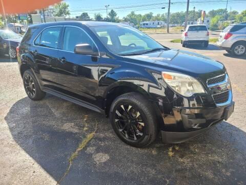 2011 Chevrolet Equinox for sale at Van Kalker Motors in Grand Rapids MI