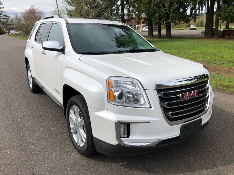 2016 GMC Terrain for sale at Bridgeport Auto Group in Portland OR