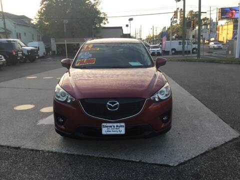 2013 Mazda CX-5 for sale at Steves Auto Sales in Little Ferry NJ