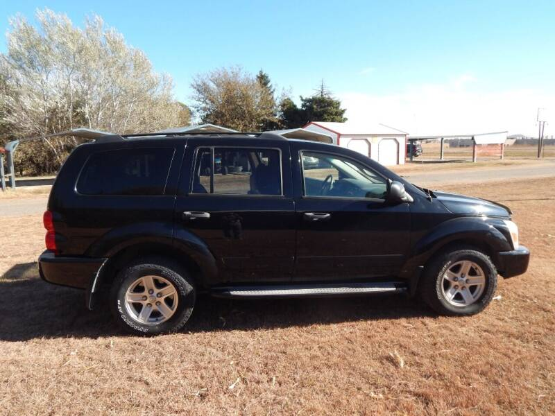2005 Dodge Durango for sale at Wheels Unlimited in Smith Center KS