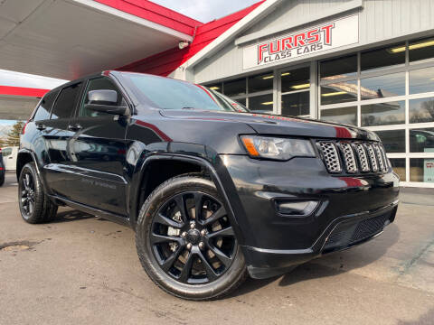 2018 Jeep Grand Cherokee for sale at Furrst Class Cars LLC in Charlotte NC