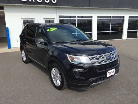 2019 Ford Explorer for sale at Gross Motors of Marshfield in Marshfield WI