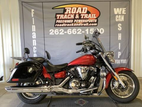 2012 Yamaha V Star 1300 for sale at Road Track and Trail in Big Bend WI