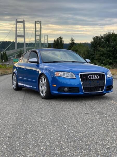 2005 Audi S4 for sale at Washington Auto Sales in Tacoma WA