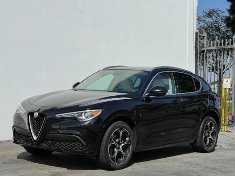2020 Alfa Romeo Stelvio for sale at Corsa Exotics Inc in Montebello CA