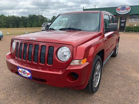 2008 Jeep Patriot for sale at JC Truck and Auto Center in Nacogdoches TX
