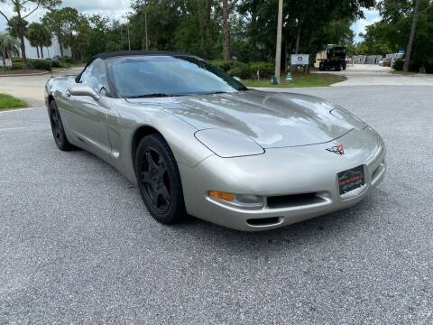 1998 Chevrolet Corvette for sale at Global Auto Exchange in Longwood FL