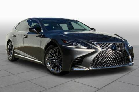 2020 Lexus LS 500 for sale at CU Carfinders in Norcross GA