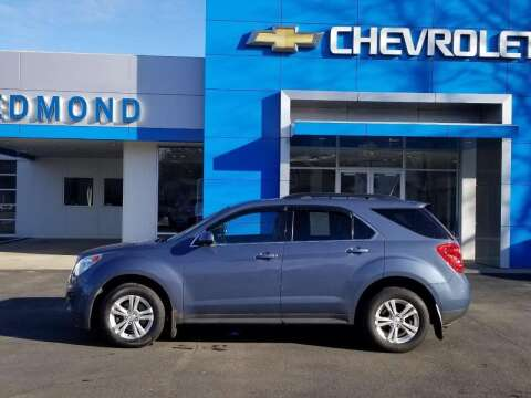 2012 Chevrolet Equinox for sale at EDMOND CHEVROLET BUICK GMC in Bradford PA