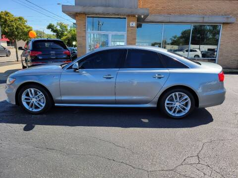 2013 Audi A6 for sale at Auto Sport INC in Grand Rapids MI