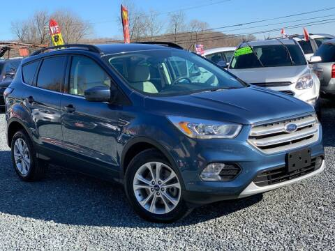 2018 Ford Escape for sale at A&M Auto Sale in Edgewood MD