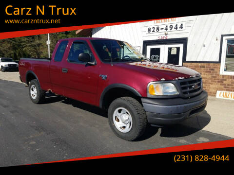 2003 Ford F-150 for sale at Carz N Trux in Twin Lake MI