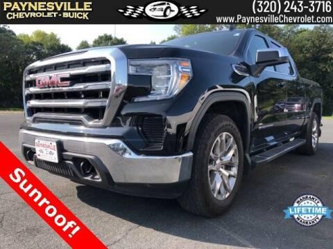 2019 GMC Sierra 1500 for sale at Paynesville Chevrolet Buick in Paynesville MN