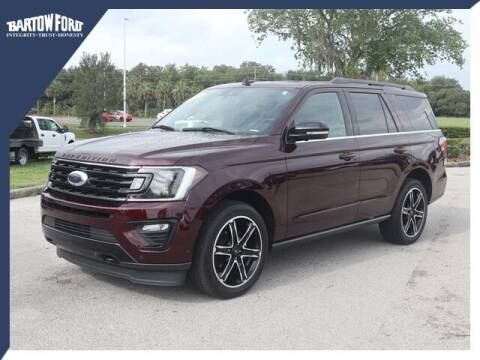 2020 Ford Expedition for sale at BARTOW FORD CO. in Bartow FL