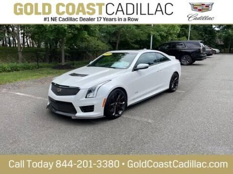 2018 Cadillac ATS-V for sale at Gold Coast Cadillac in Oakhurst NJ