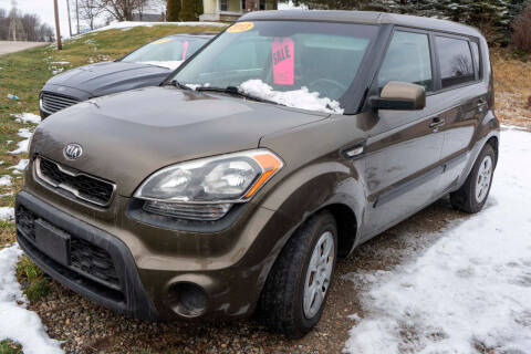 2013 Kia Soul for sale at Apple Tree Auto Sales in Adrian MI