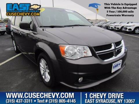 2019 Dodge Grand Caravan for sale at East Syracuse Performance Sales & Service in Syracuse NY