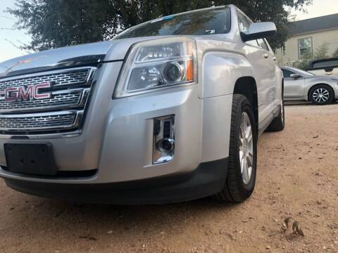 2011 GMC Terrain for sale at S & J Auto Group in San Antonio TX