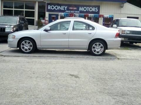2008 Volvo S60 for sale at Rooney Motors in Pawling NY