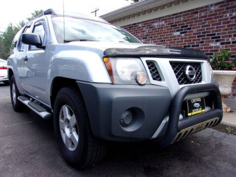2012 Nissan Xterra for sale at Certified Motorcars LLC in Franklin NH