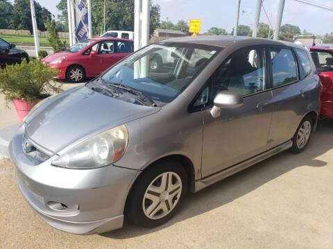 2008 Honda Fit for sale at Americar in Virginia Beach VA
