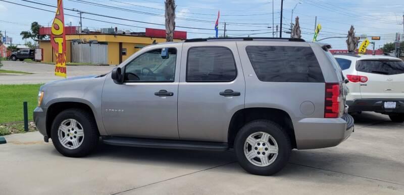 2007 Chevrolet Tahoe for sale at Budget Motors in Aransas Pass TX