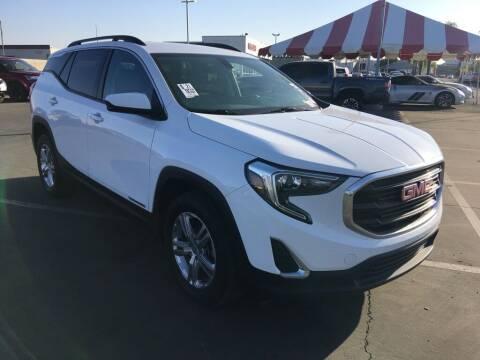 2018 GMC Terrain for sale at Nissan of Bakersfield in Bakersfield CA
