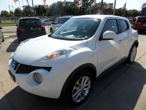 2014 Nissan JUKE for sale at West End Motors Inc in Houston TX
