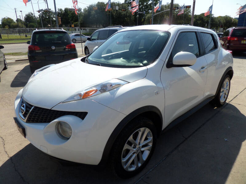 2014 Nissan JUKE for sale at West End Motors Inc in Houston TX